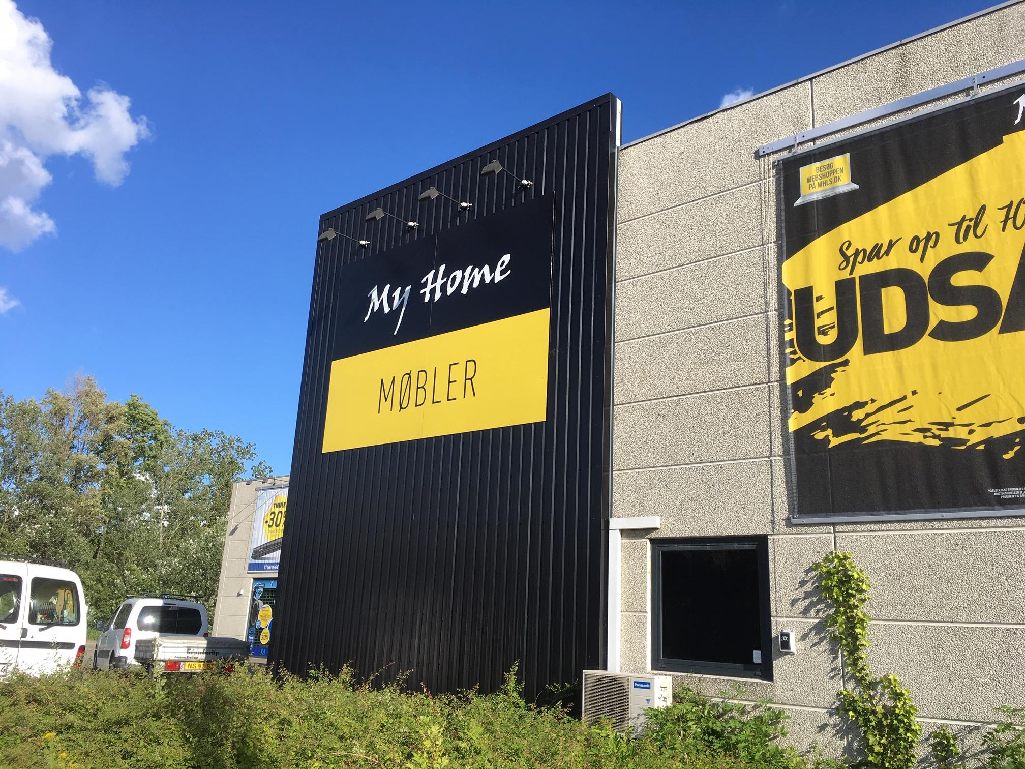 My Homes nye butik i Glostrup